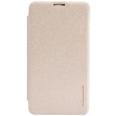 Nokia Lumia 530 Suojakuori Kultainen Nillkin Sparkle