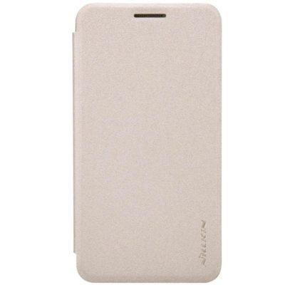 Samsung Galaxy A3 Suojakuori Kultainen Nillkin Sparkle