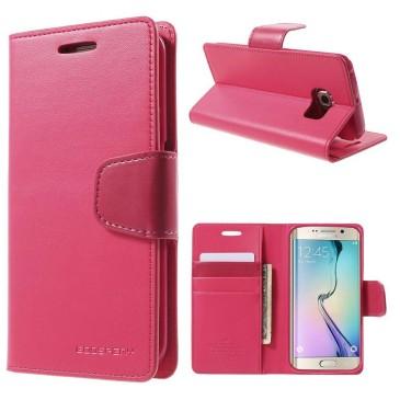 Samsung Galaxy S6 Edge Suojakotelo Pinkki Sonata