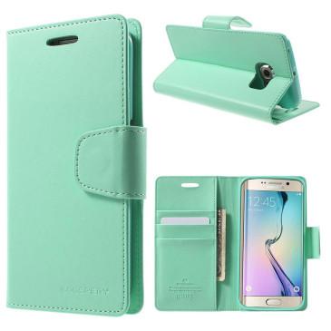 Samsung Galaxy S6 Edge Suojakotelo Syaani Sonata