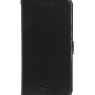 Samsung Galaxy S6 Musta Insmat Nahkakotelo