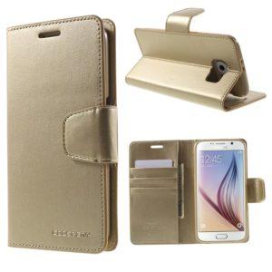 Samsung Galaxy S6 Suojakotelo Sonata Kulta
