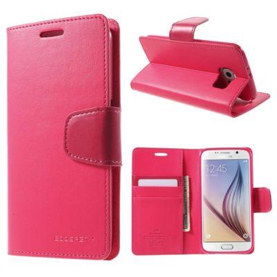 Samsung Galaxy S6 Suojakotelo Sonata Pinkki