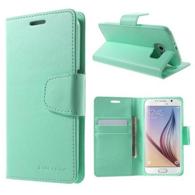 Samsung Galaxy S6 Suojakotelo Sonata Syaani