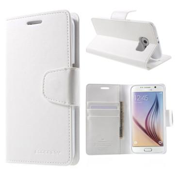Samsung Galaxy S6 Suojakotelo Sonata Valkoinen