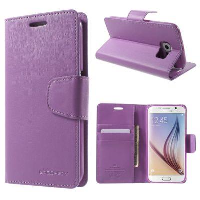 Samsung Galaxy S6 Suojakotelo Sonata Violetti