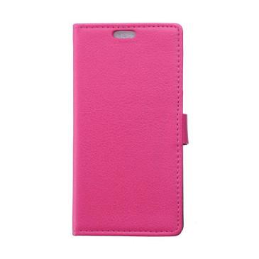 Sony Xperia E4g Pinkki Lompakko Suojakotelo