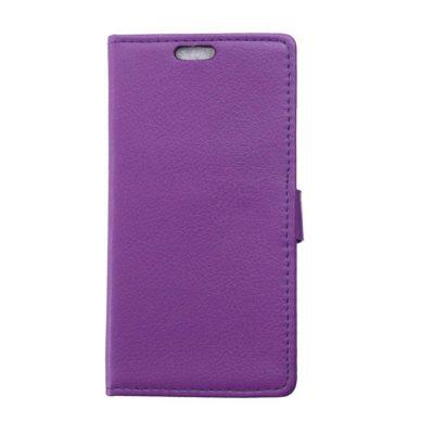 Sony Xperia E4g Violetti Lompakko Suojakotelo