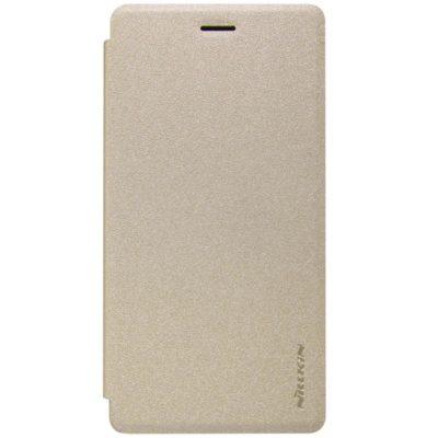Huawei P8 Lite Suojakuori Nillkin Sparkle Kulta