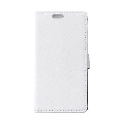 Huawei P8 Lite Valkoinen Lompakko Suojakotelo