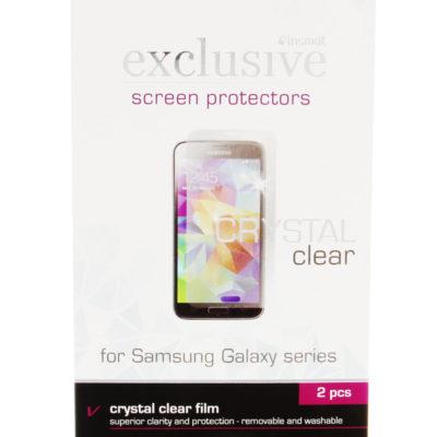 Samsung Galaxy Xcover 3 Insmat Näytön Suojakalvo 2kpl