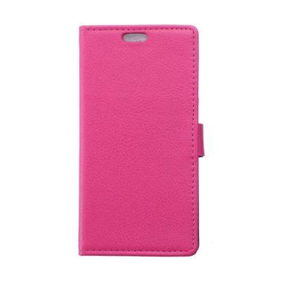 Samsung Galaxy Xcover 3 Pinkki Lompakkokotelo