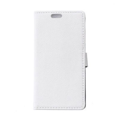 Samsung Galaxy Xcover 3 Valkoinen Lompakkokotelo