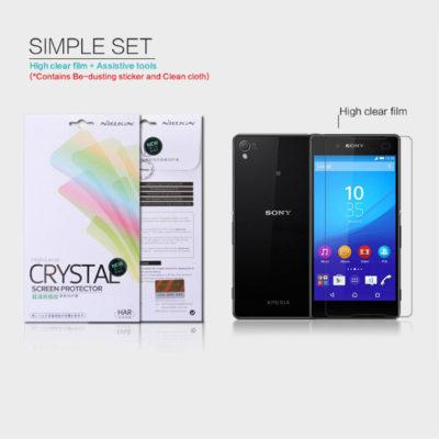 Sony Xperia Z3+ Näytön Suojakalvo Kirkas Nillkin