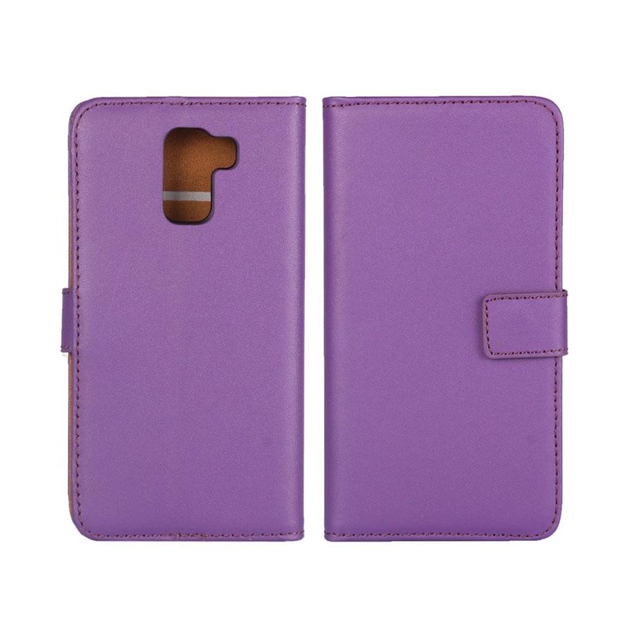 Nahka violetti