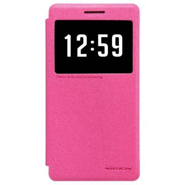 Huawei Honor 7 Suojakuori Pinkki Nillkin Sparkle