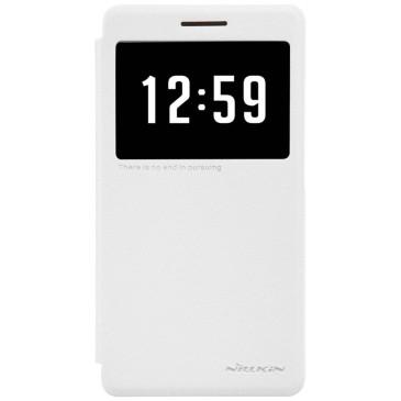 Huawei Honor 7 Suojakuori Valkoinen Nillkin Sparkle