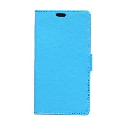 Huawei Y360 Lompakko Suojakotelo Sininen