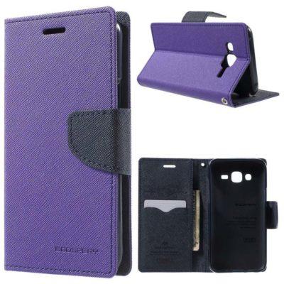 Samsung Galaxy J5 Suojakotelo Violetti Fancy