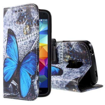 Samsung Galaxy S5 Mini Suojakotelo – Perhonen 1