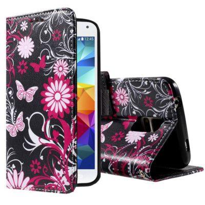 Samsung Galaxy S5 Suojakotelo Perhonen 1
