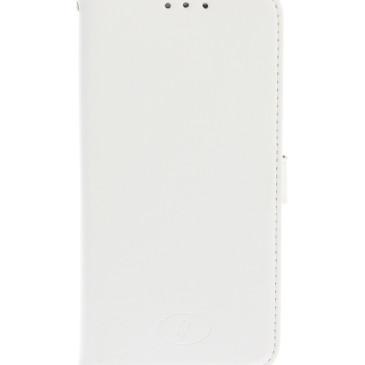 Samsung Galaxy S6 Valkoinen Insmat Nahkakotelo