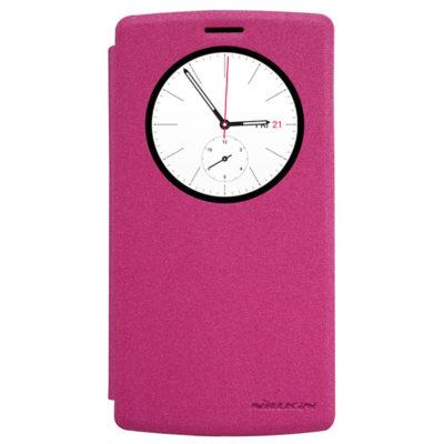 LG G4s H735 Suojakuori Nillkin Sparkle Pinkki