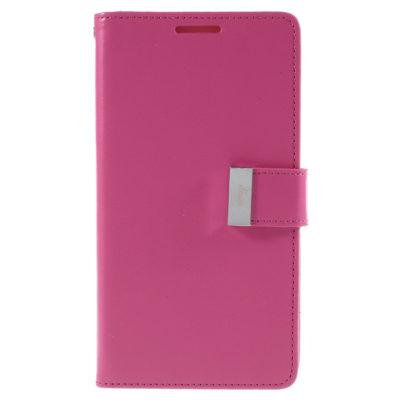 Samsung Galaxy S6 Edge+ 5.7″ Kotelo Pinkki Rich Diary