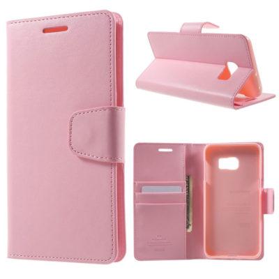 Samsung Galaxy S6 Edge+ 5.7″ Kotelo Vaaleanpunainen Sonata