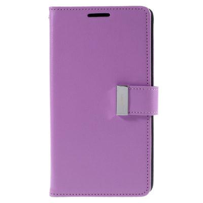 Samsung Galaxy S6 Edge+ 5.7″ Kotelo Violetti Rich Diary
