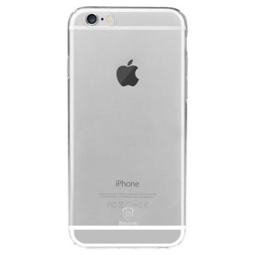 Apple iPhone 6 / 6S Suojakuori Läpinäkyvä Baseus