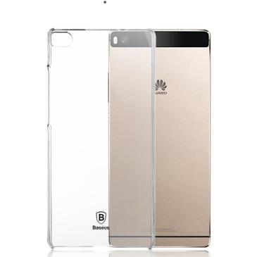 Huawei P8 Suojakuori Läpinäkyvä Baseus Sky