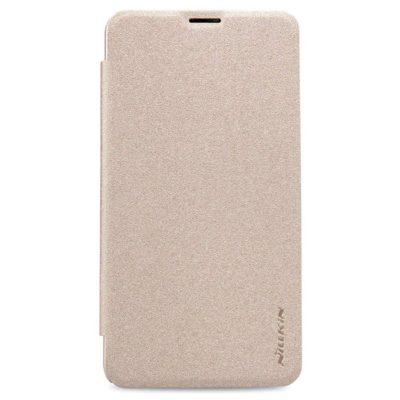 Microsoft Lumia 640 LTE Suojakuori Nillkin Kulta