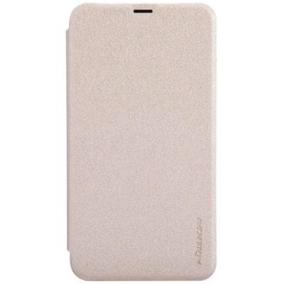 Nokia Lumia 630 / 635 Suojakuori – Nillkin Sparkle Kulta