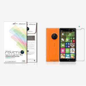 Nokia Lumia 830 Näytön Suojakalvo Kirkas Nillkin