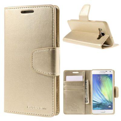 Samsung Galaxy A5 Suojakotelo Sonata Kulta