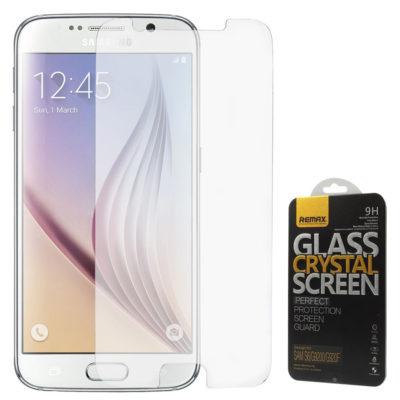 Samsung Galaxy S6 Lasikalvo Remax 0,3mm