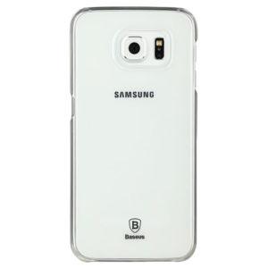 Samsung Galaxy S6 Suojakuori Läpinäkyvä Baseus Sky