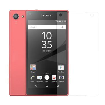 Sony Xperia Z5 Compact Lasi Näytönsuoja 0,3mm
