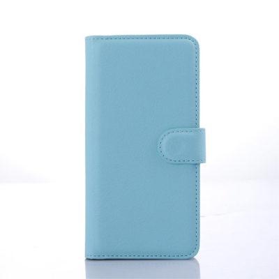 HTC Desire 626 Suojakotelo Sininen Lompakko
