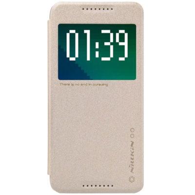 HTC Desire 626 Suojakuori Nillkin Sparkle Kulta