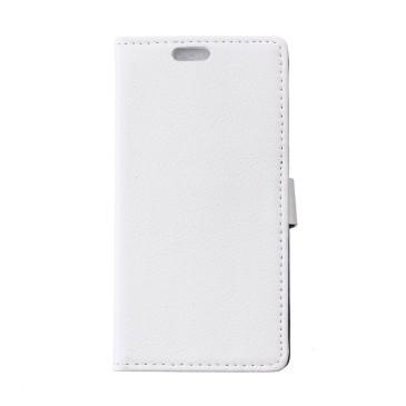 Huawei Honor 4C Suojakotelo Valkoinen Lompakko