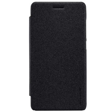 Huawei Honor 4C Suojakuori Nillkin Sparkle Musta