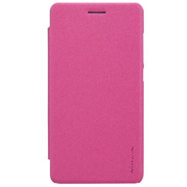 Huawei Honor 4C Suojakuori Nillkin Sparkle Pinkki