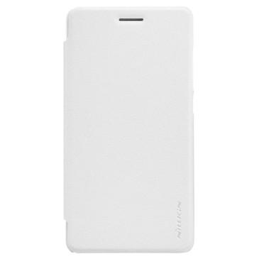 Huawei Honor 4C Suojakuori Nillkin Sparkle Valkoinen