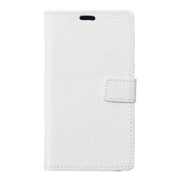 Huawei Nexus 6P Nahkakotelo Valkoinen