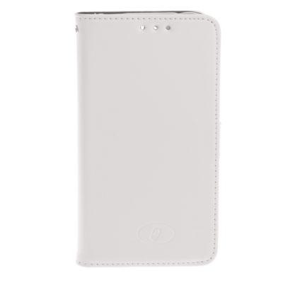 Huawei Y5 Nahkakotelo Insmat Valkoinen