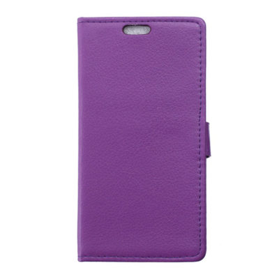 Microsoft Lumia 950 Violetti Lompakko Suojakotelo
