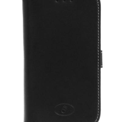 Samsung Galaxy Xcover 3 Musta Insmat Nahkakotelo