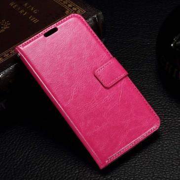 Microsoft Lumia 550 Kotelo Pinkki Lompakko